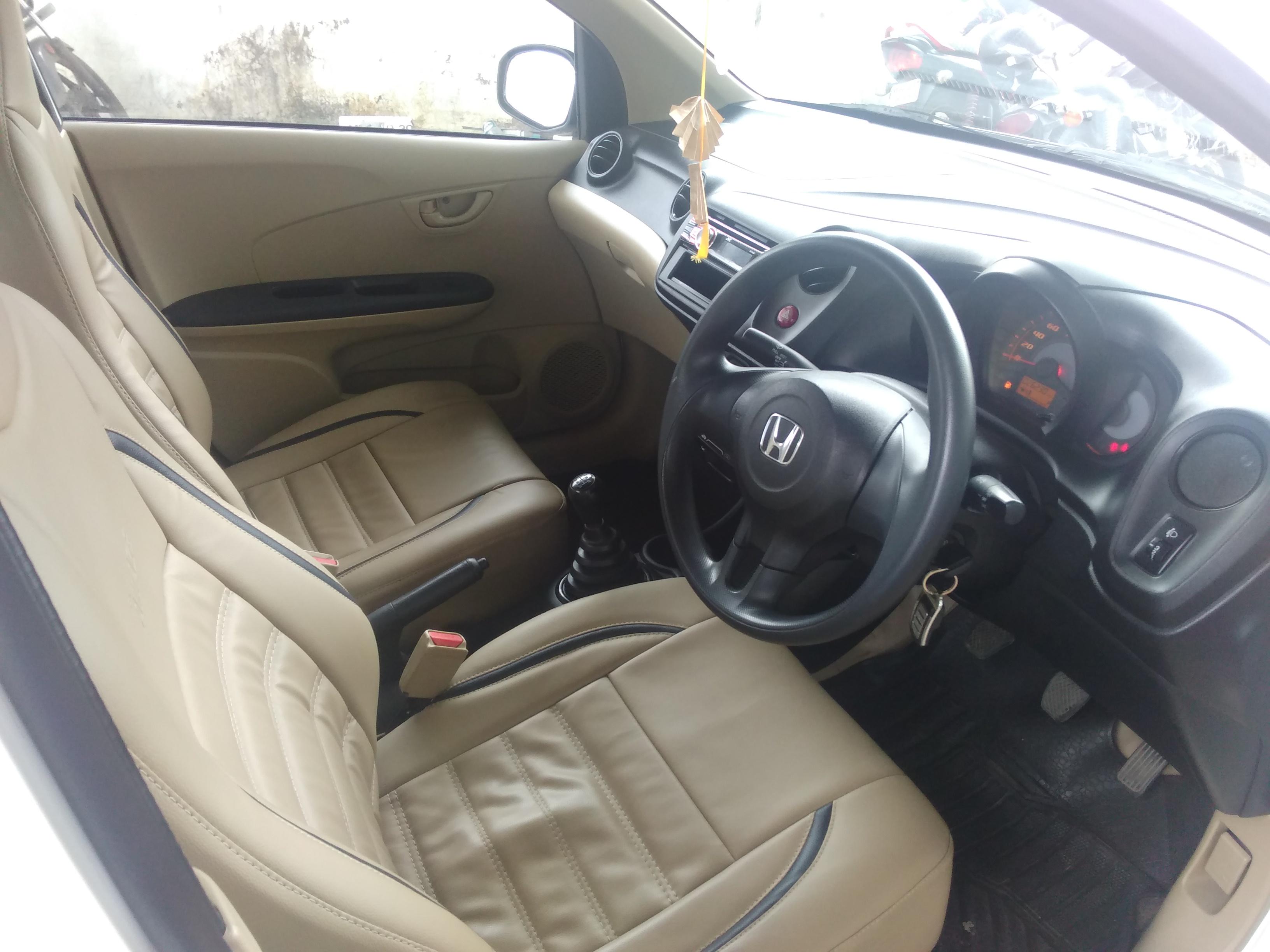 2015 Used Honda Amaze 1.2 EMT I VTEC