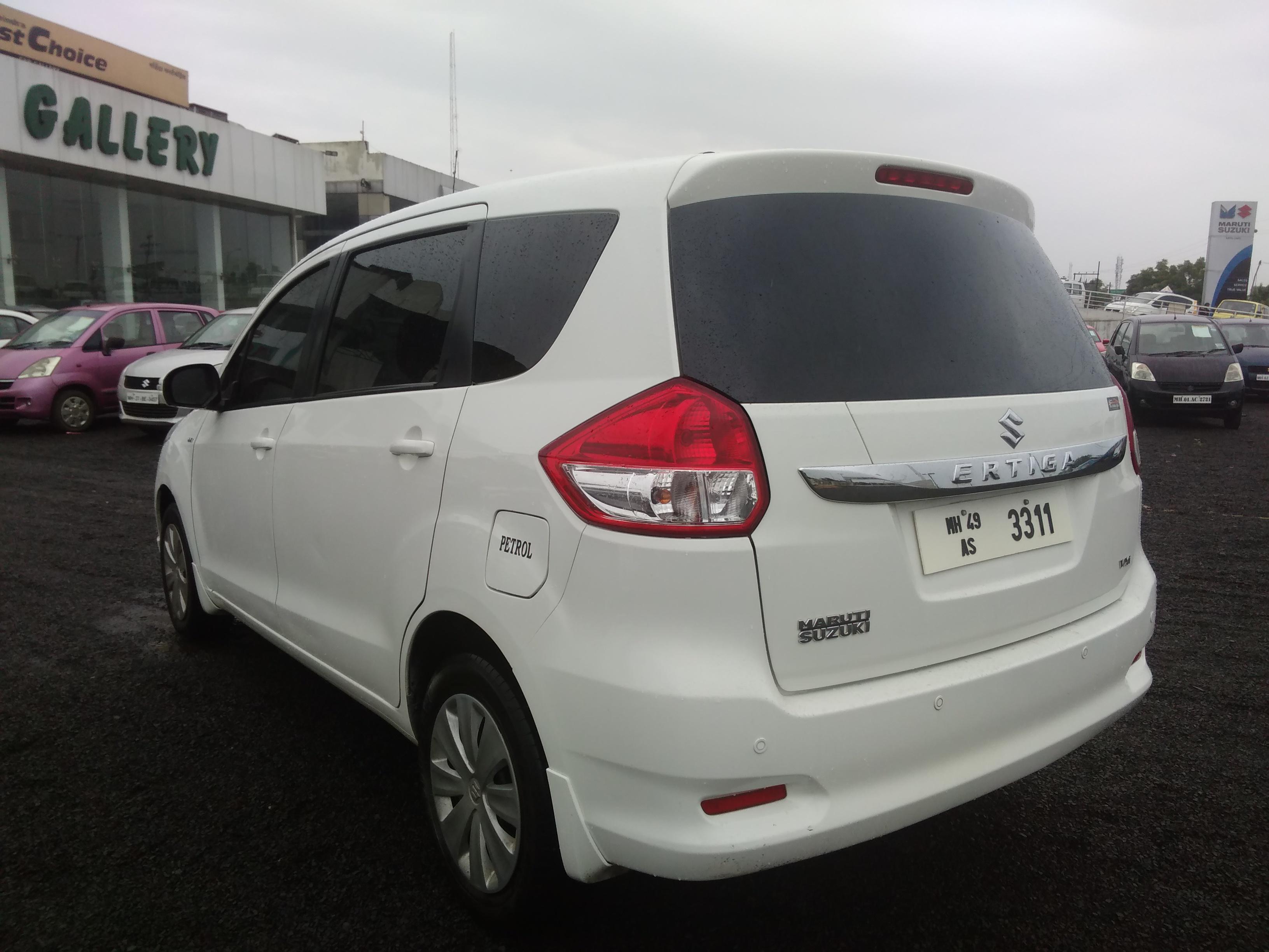 2017 Used Maruti Suzuki Ertiga VXI ABS