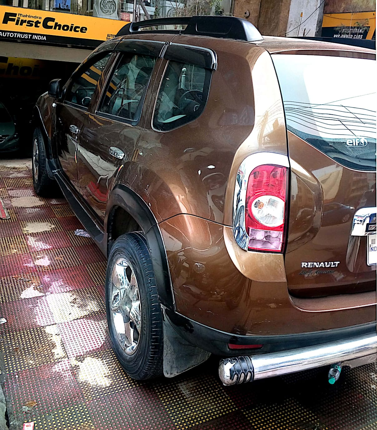 2014 Used Renault Duster RXE