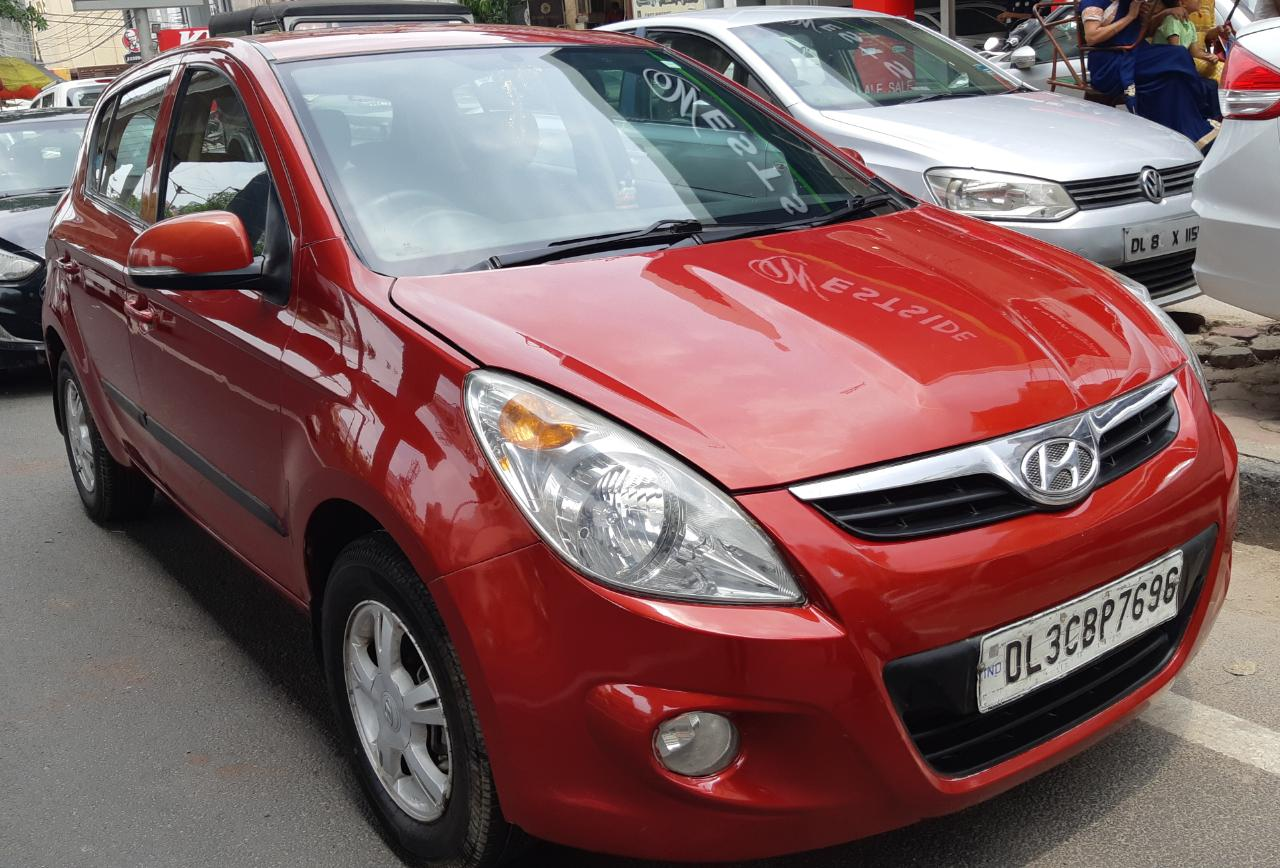2012 Used HYUNDAI I20 ASTA 1.4 CRDI