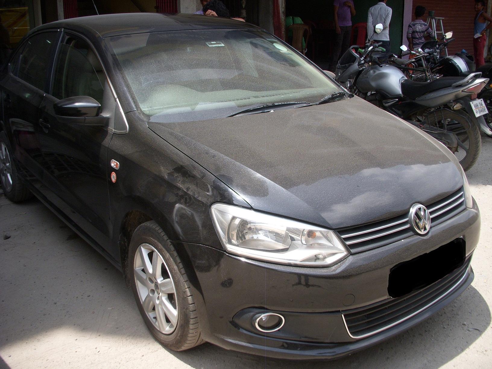 2010 Used Volkswagen Vento HIGHLINE PETROL AT