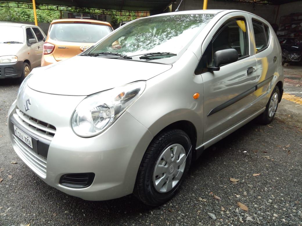 2010 Used Maruti Suzuki A Star LXI
