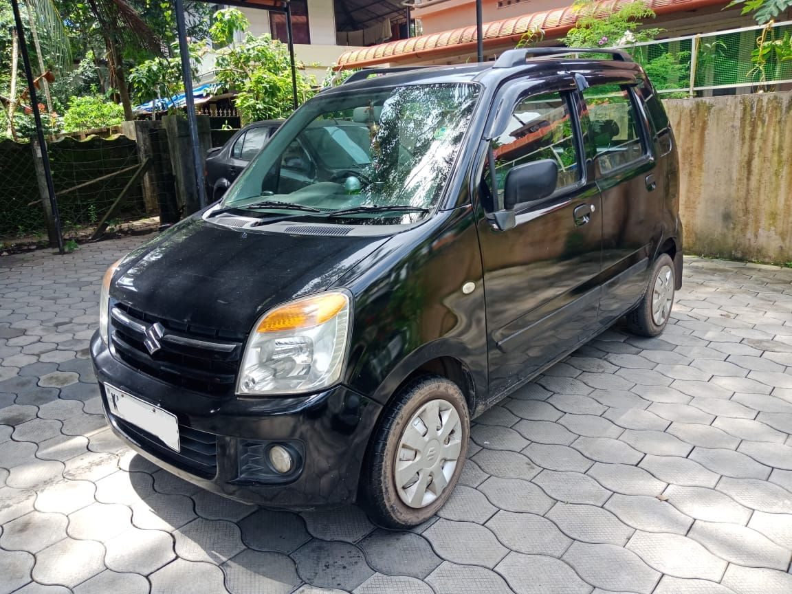 2009 Used Maruti Suzuki Wagon R LXI MINOR