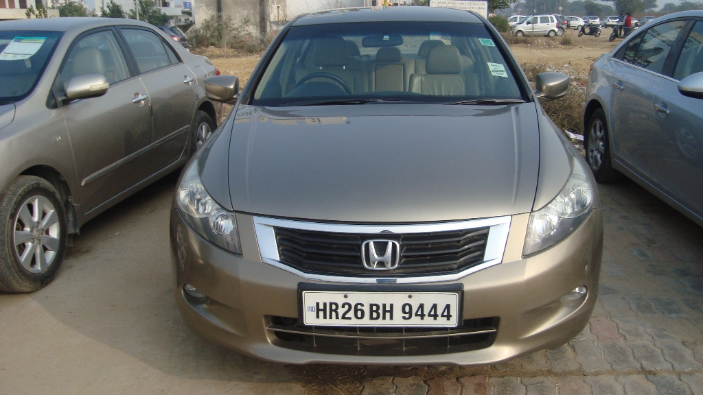 2011 Used Honda Accord 2.4 MT