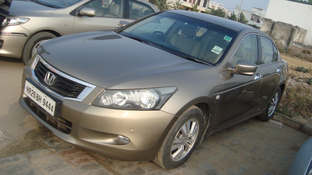 Honda Accord 2 4 Mt Mahindra First Choice