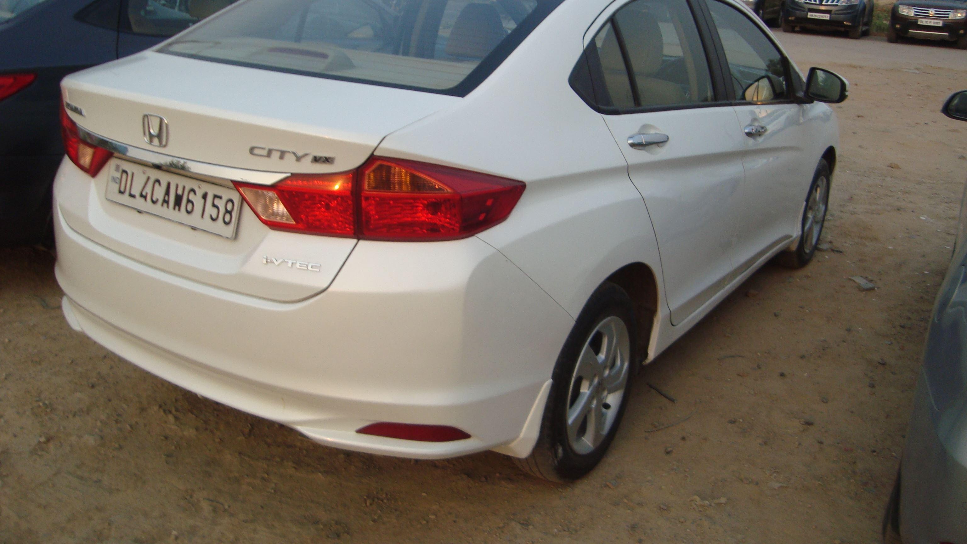 Used Honda City In Delhi Mahindra First Choice