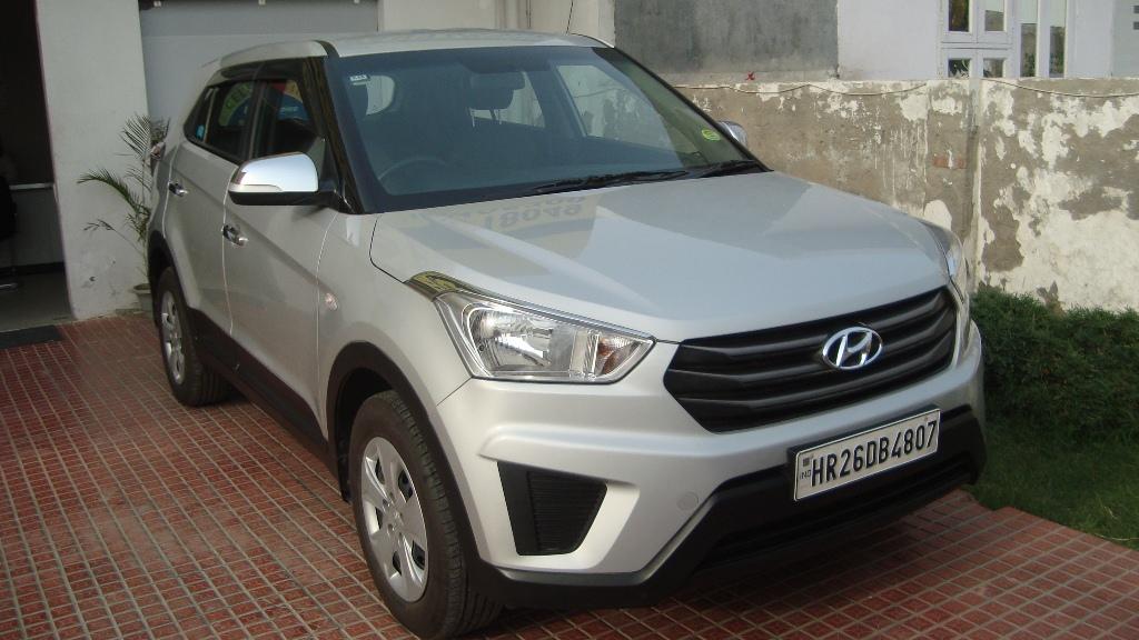 Hyundai Creta 1 6 Vtvt S Mahindra First Choice