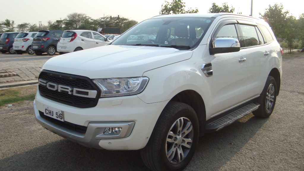 2016 Used Ford Endeavour 3.0L 4X4 AT