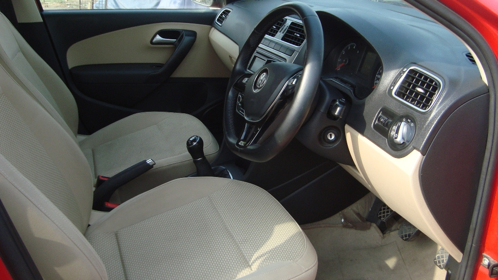 Used Volkswagen Polo In India Mahindra First Choice
