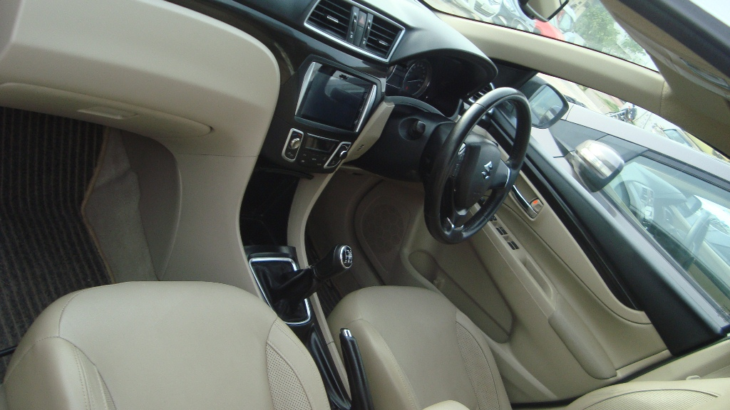 2015 Used Maruti Suzuki Ciaz ZDI PLUS  SHVS