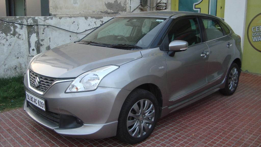 2016 Used Maruti Suzuki Baleno ZETA (D)