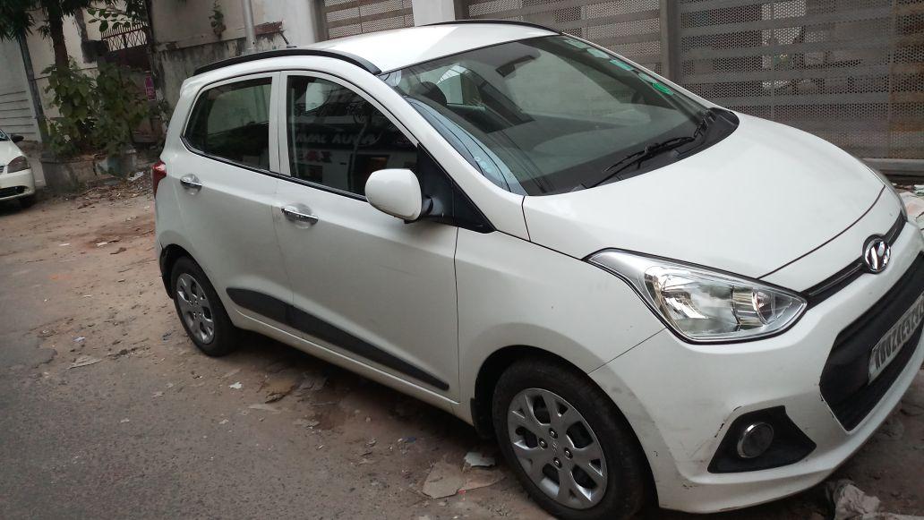2013 Used Hyundai Grand I10 MAGNA 1.2 KAPPA VTVT