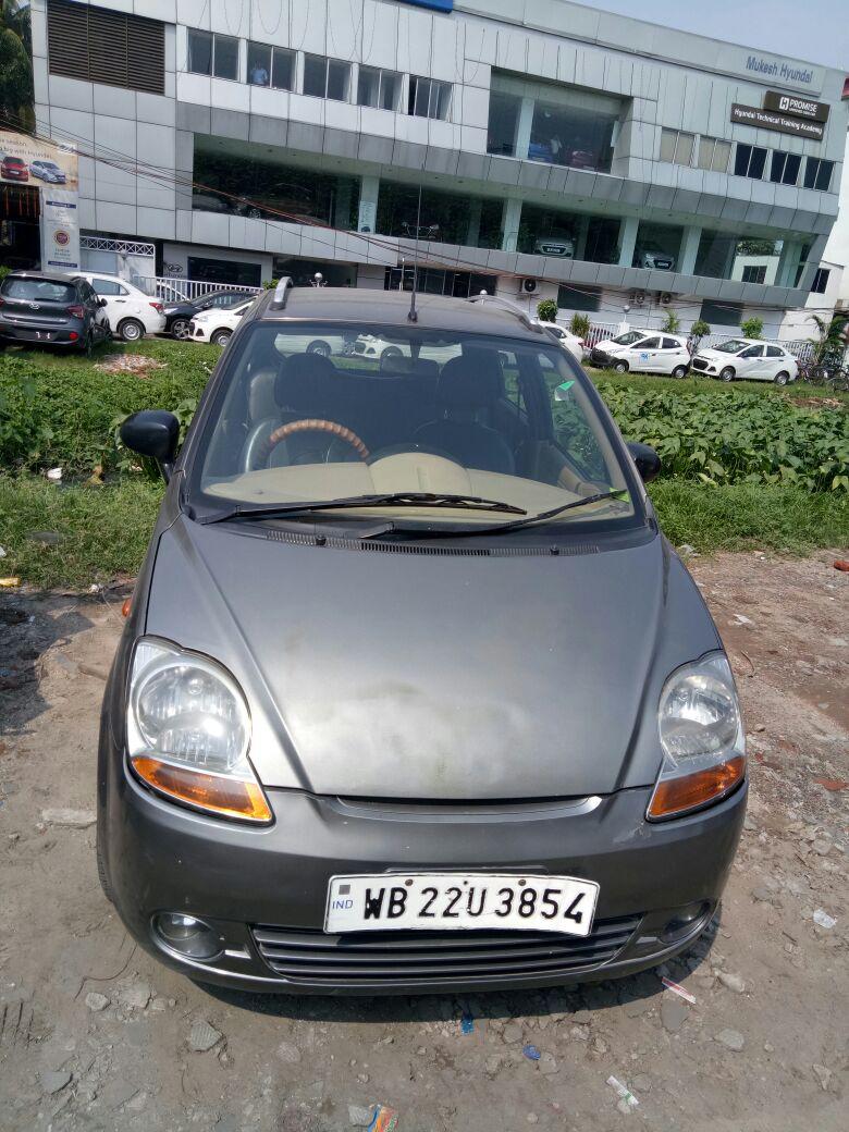 2012 Used Chevrolet Spark LT 1.0