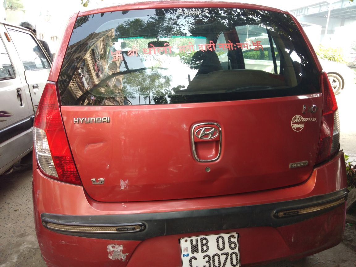 2009 Used Hyundai I10 MAGNA 1.2