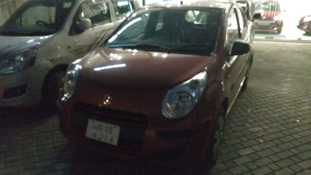 2009 Used Maruti Suzuki A Star VXI