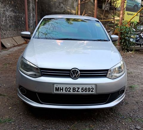 2010 Used Volkswagen Vento HIGHLINE PETROL AT