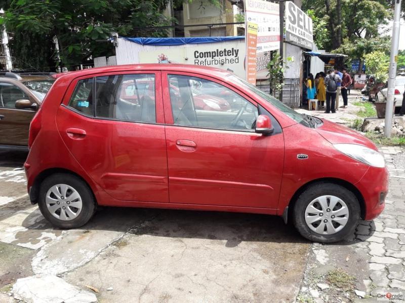 2013 Used Hyundai I10 SPORTZ 1.2 AT KAPPA2