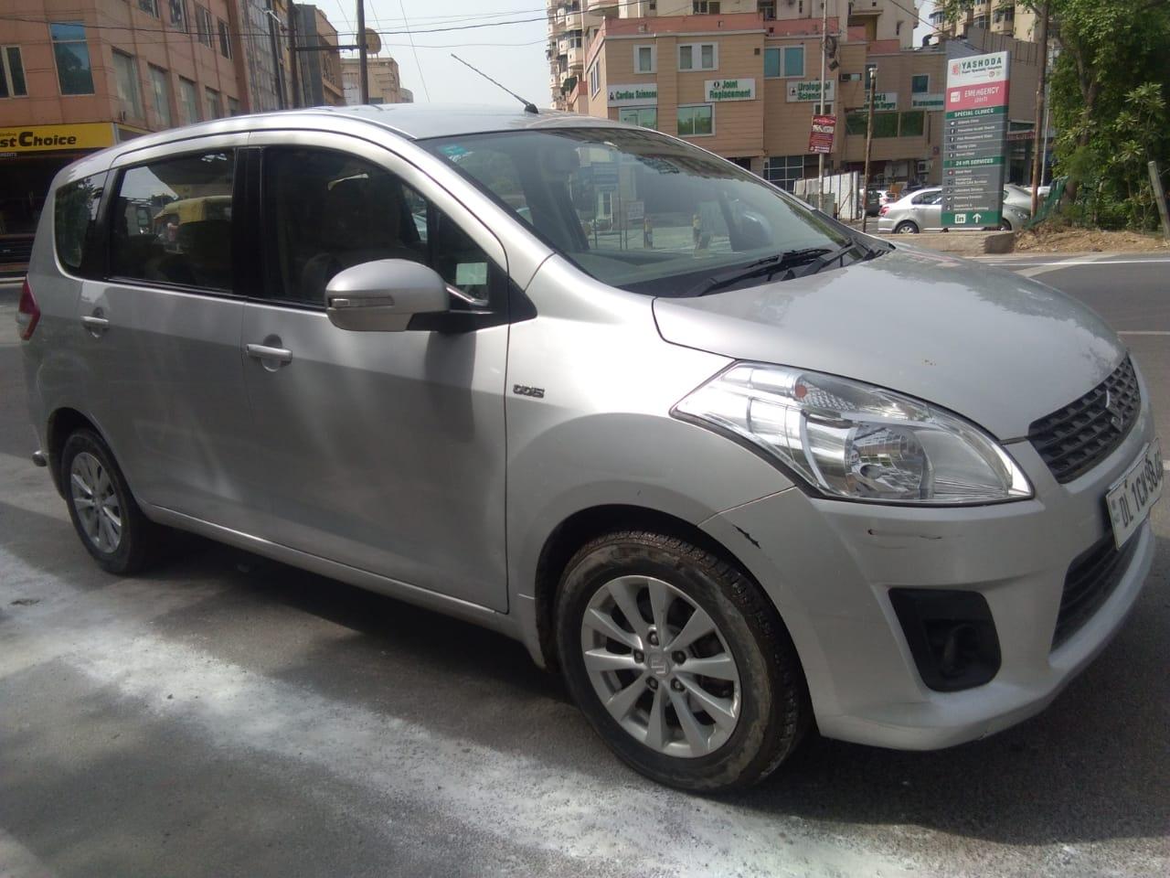 2014 Used Maruti Suzuki Ertiga ZDI