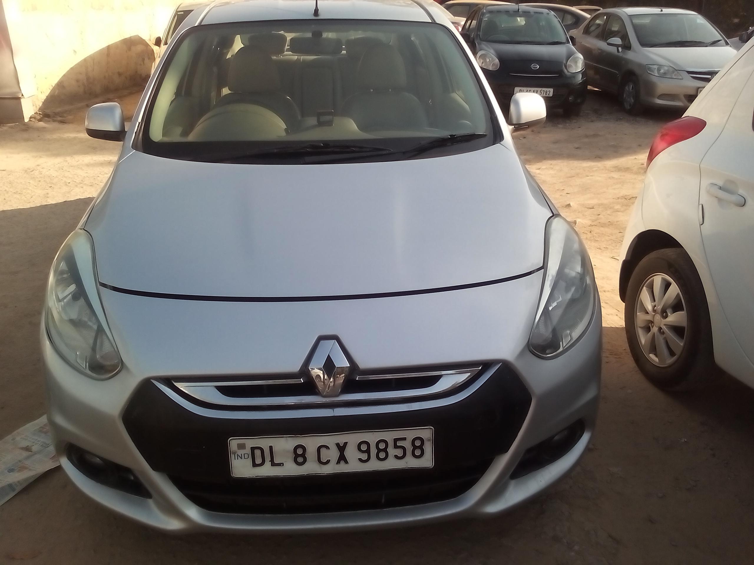2012 Used Renault Scala RXZ