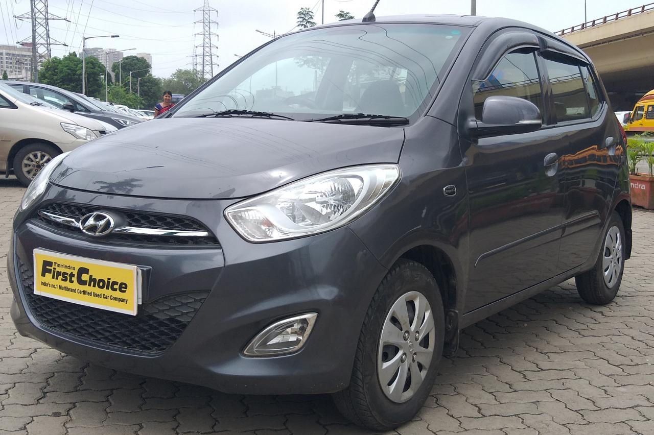 2012 Used Hyundai I10 ASTA 1.2 AT KAPPA2 WITH SUNROOF