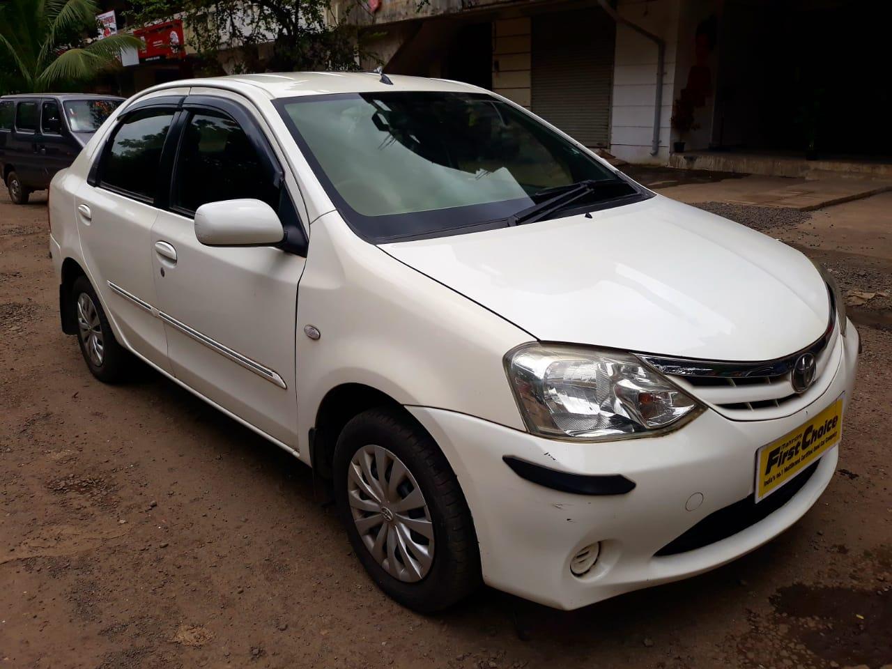 2011 Used Toyota Etios G