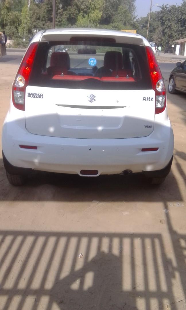 2013 Used Maruti Suzuki Ritz VDI BS IV