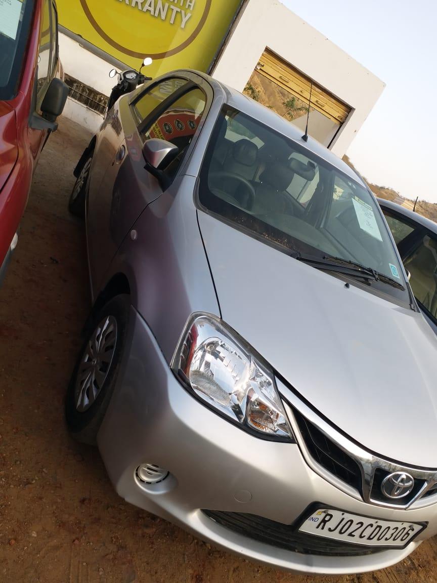 2016 Used Toyota Etios G