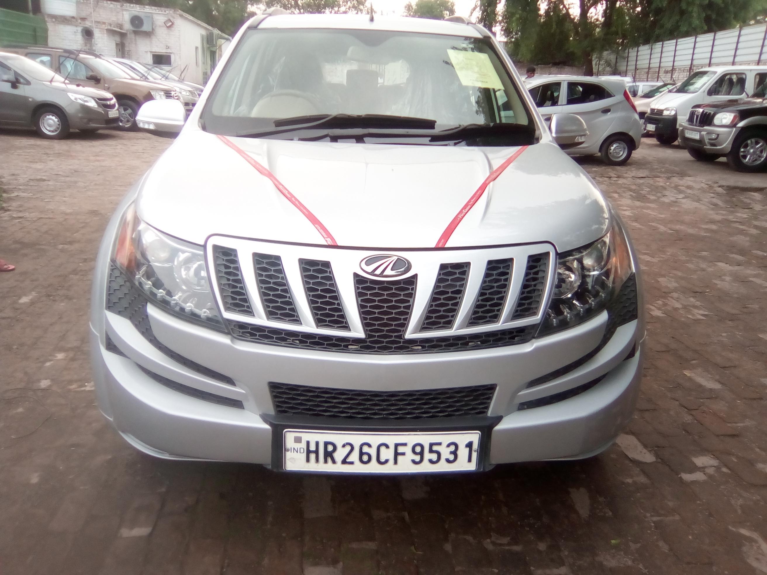 2014 Used Mahindra Xuv500 W4