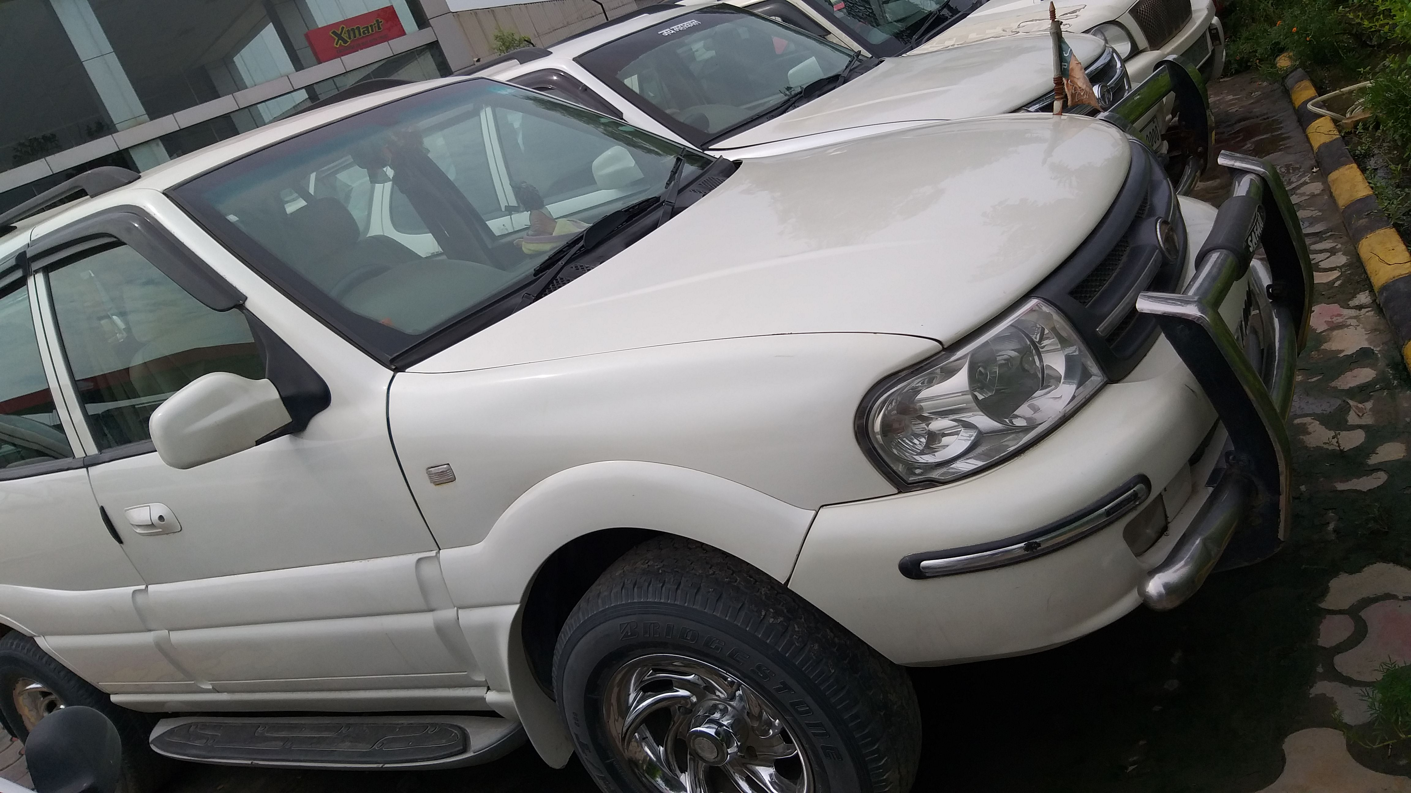 2008 Used Tata Safari 4X2 EXI BS III
