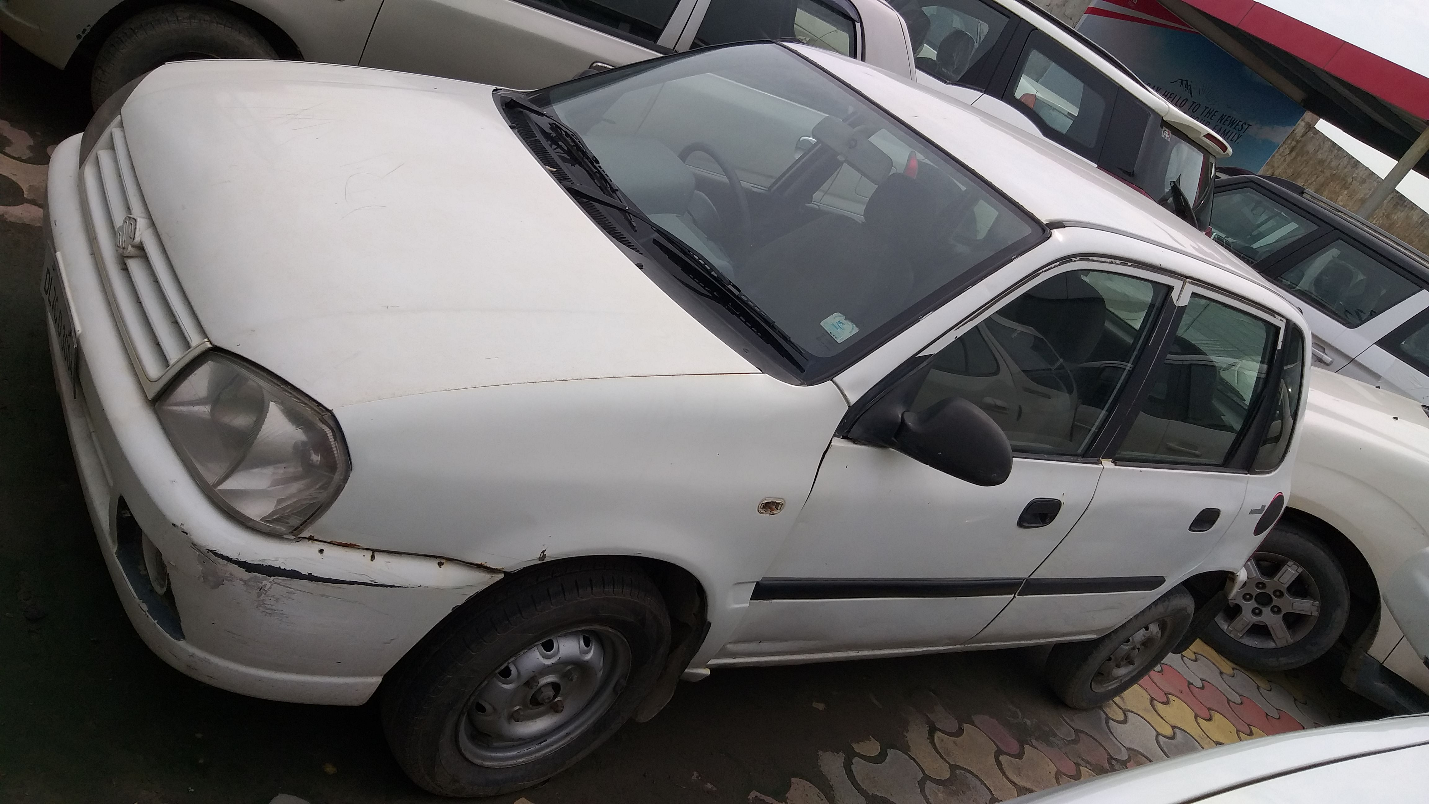 2004 Used Maruti Suzuki Zen VXI