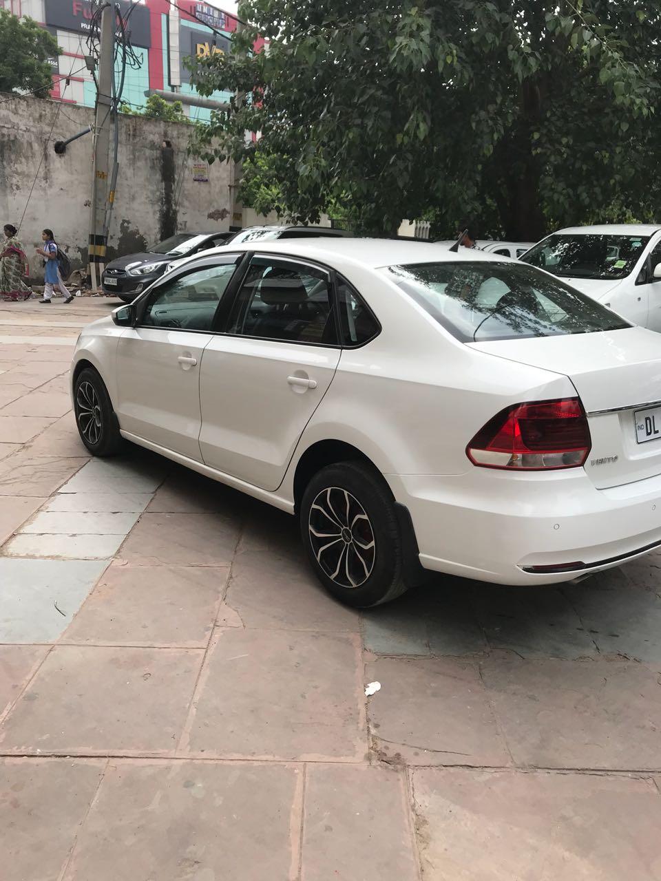 2015 Used Volkswagen Vento COMFORTLINE 1.2 PETROL AT