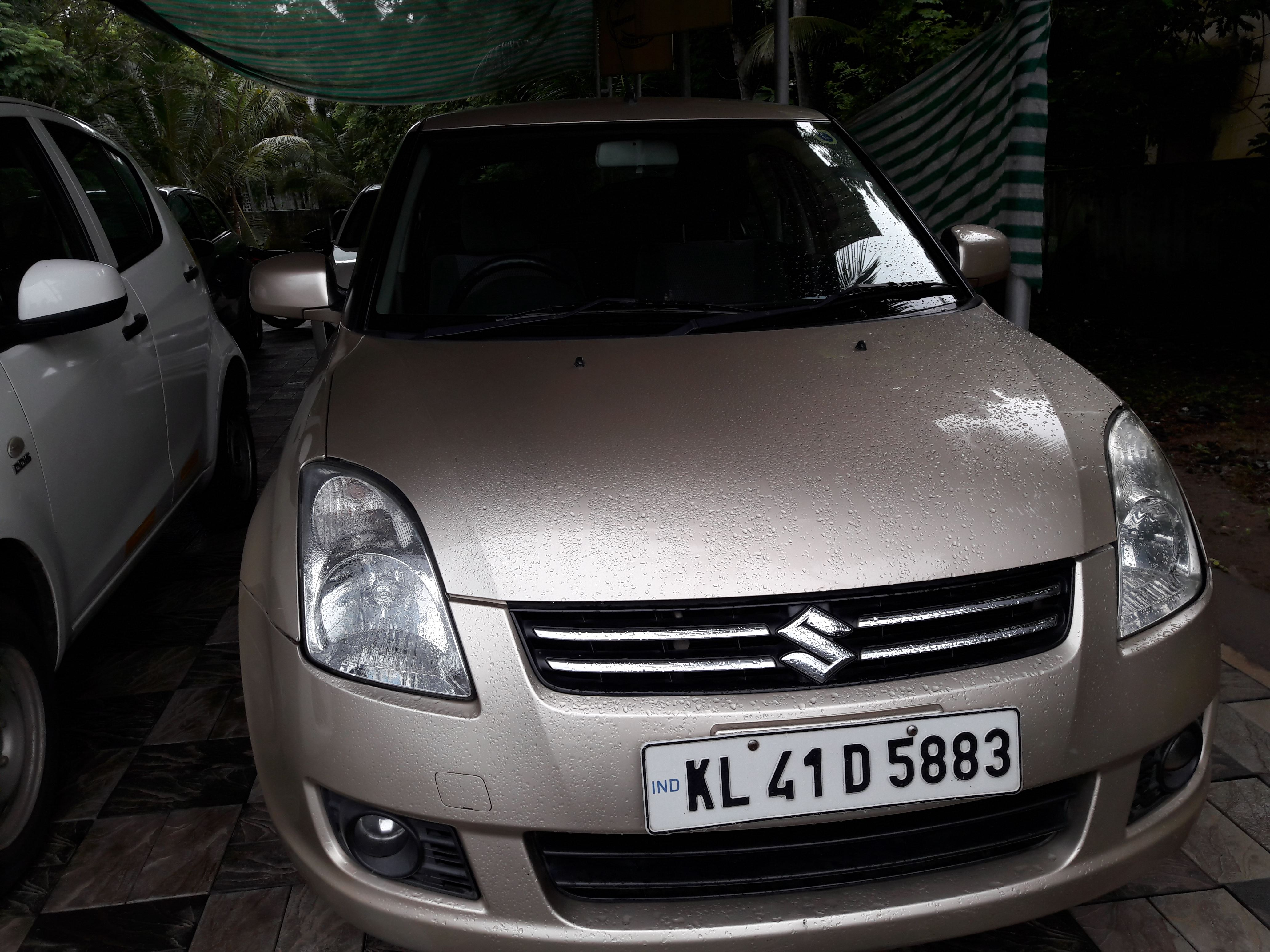 2010 Used Maruti Suzuki Swift Dzire VXI 1.2 BS IV