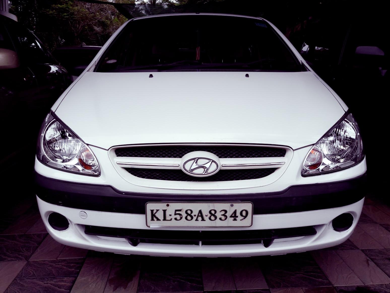 2008 Used Hyundai Getz Prime 1.1 GVS