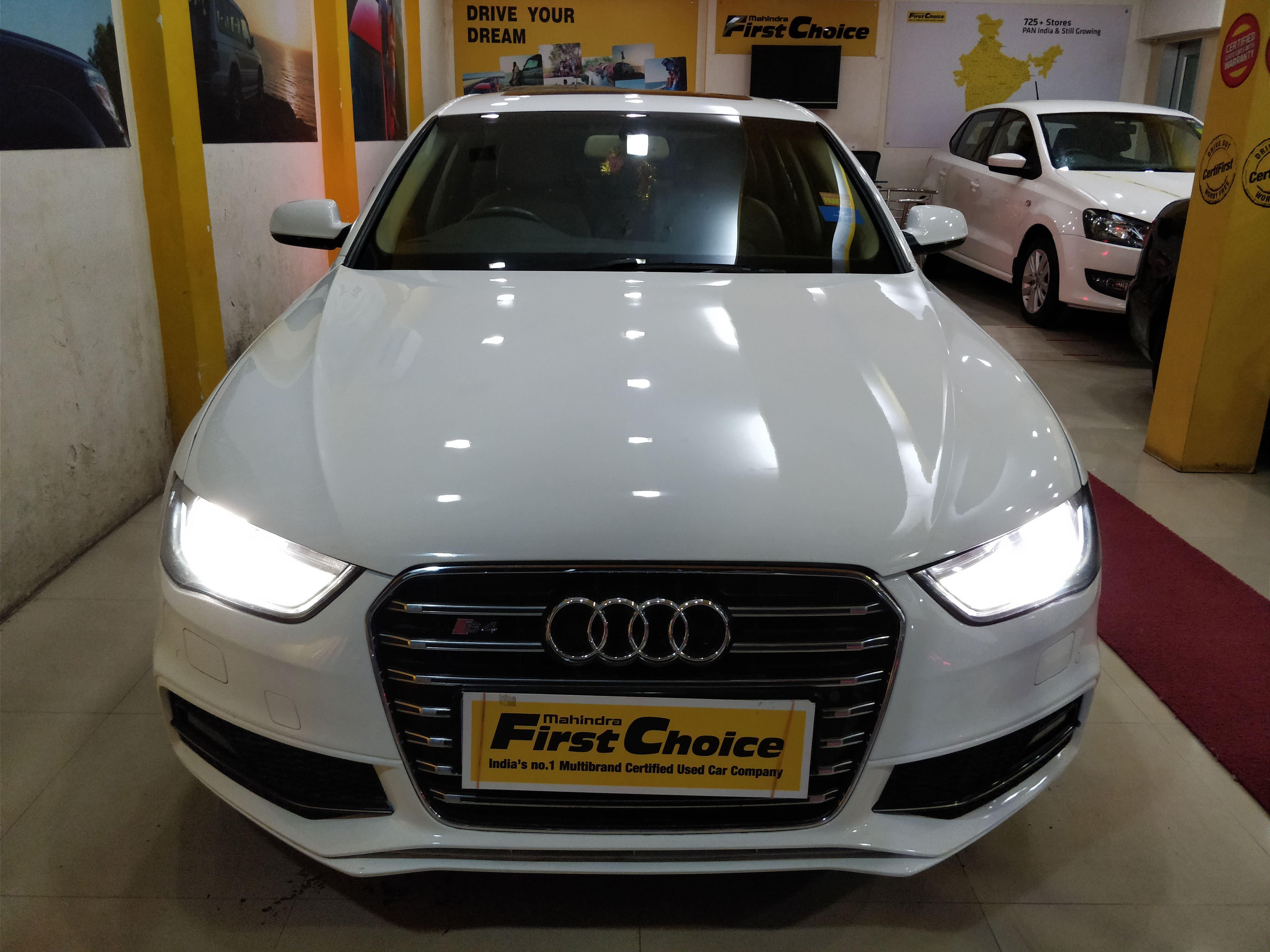 2013 Used Audi A4 2.0 TDI MULTITRONIC