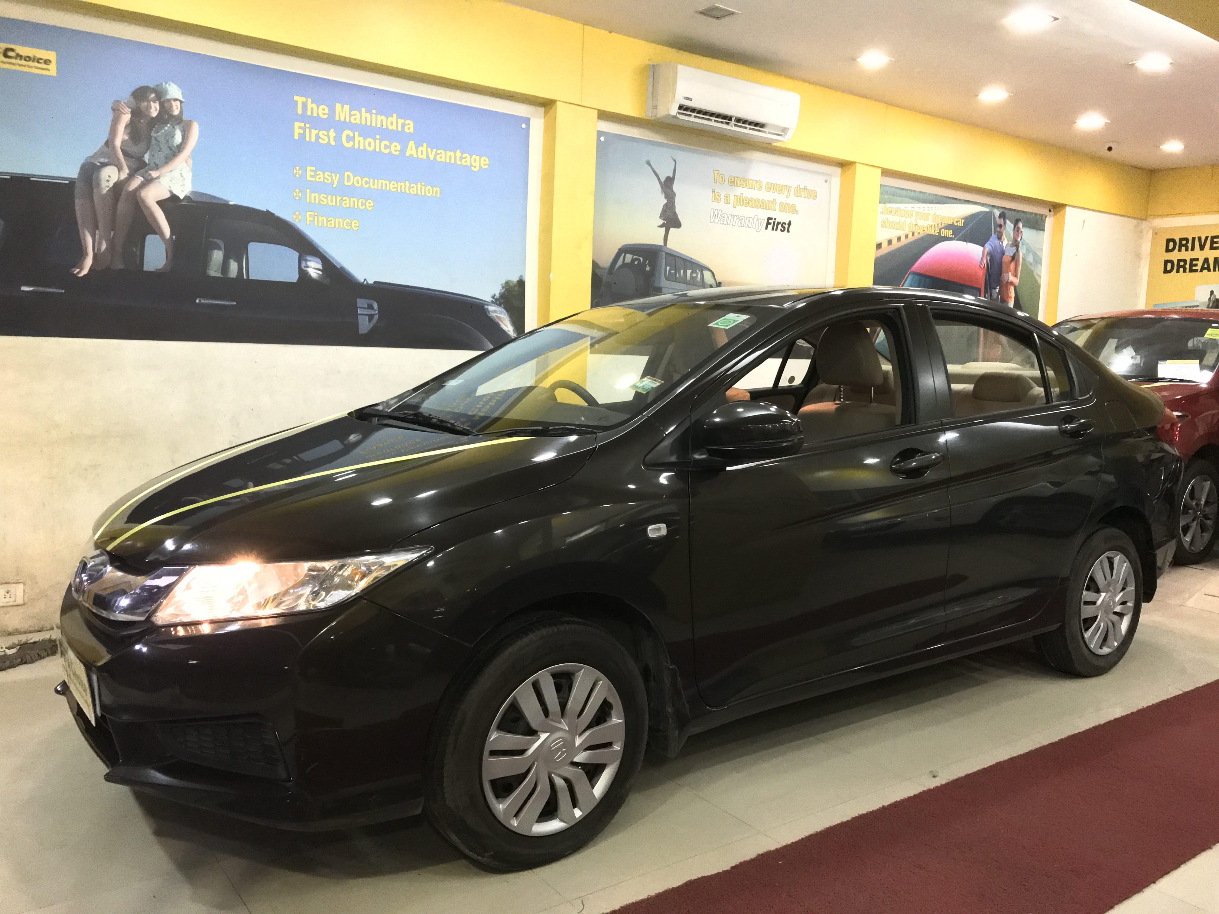 2015 Used Honda City SV CVT PETROL