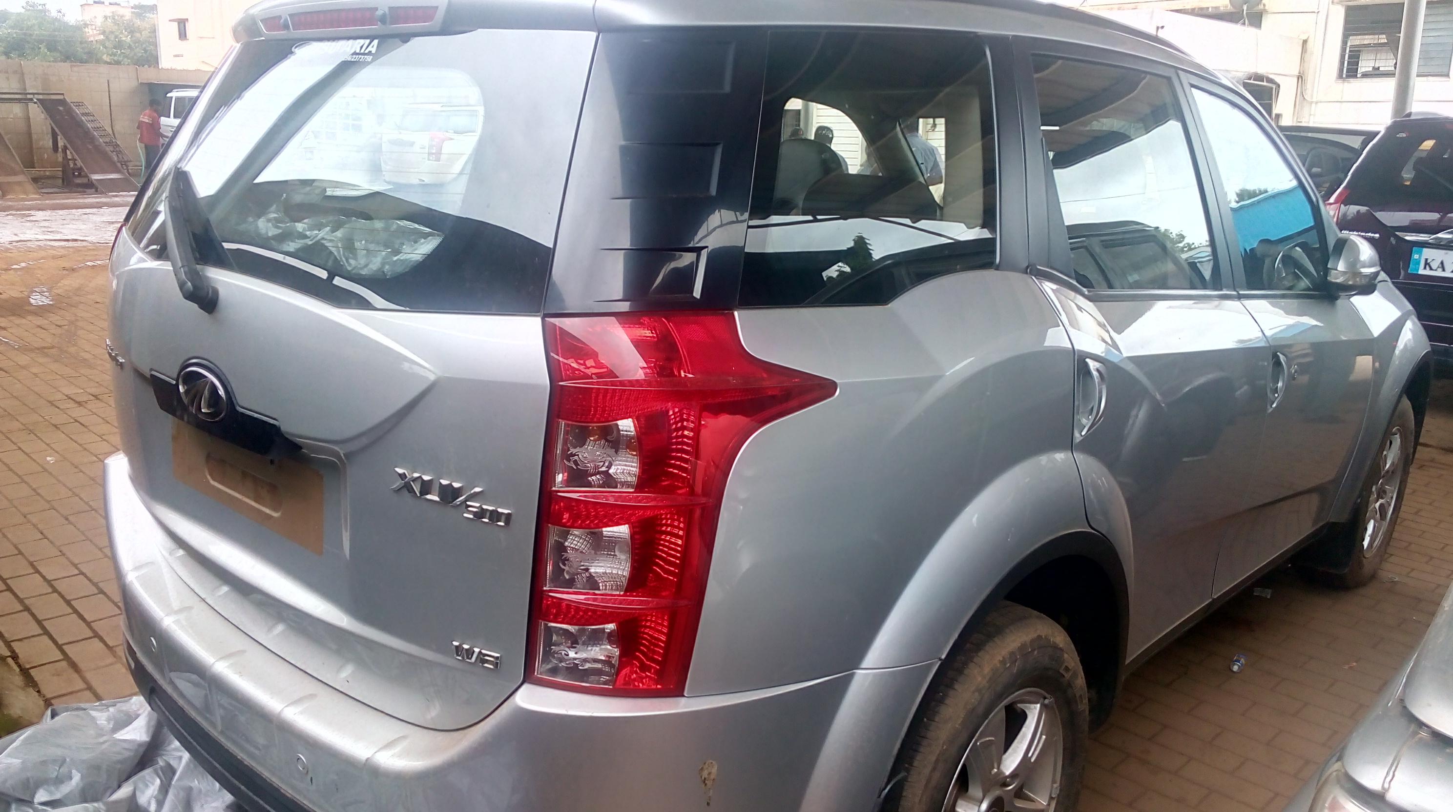 2014 Used Mahindra Xuv500 W8