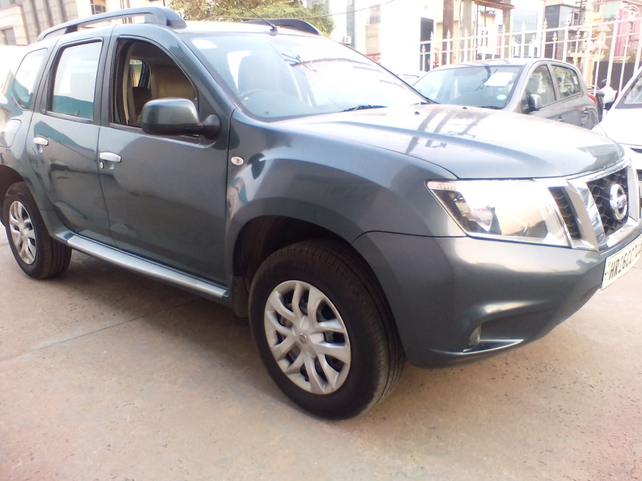 2013 Used Nissan Terrano XL 110 DIESEL