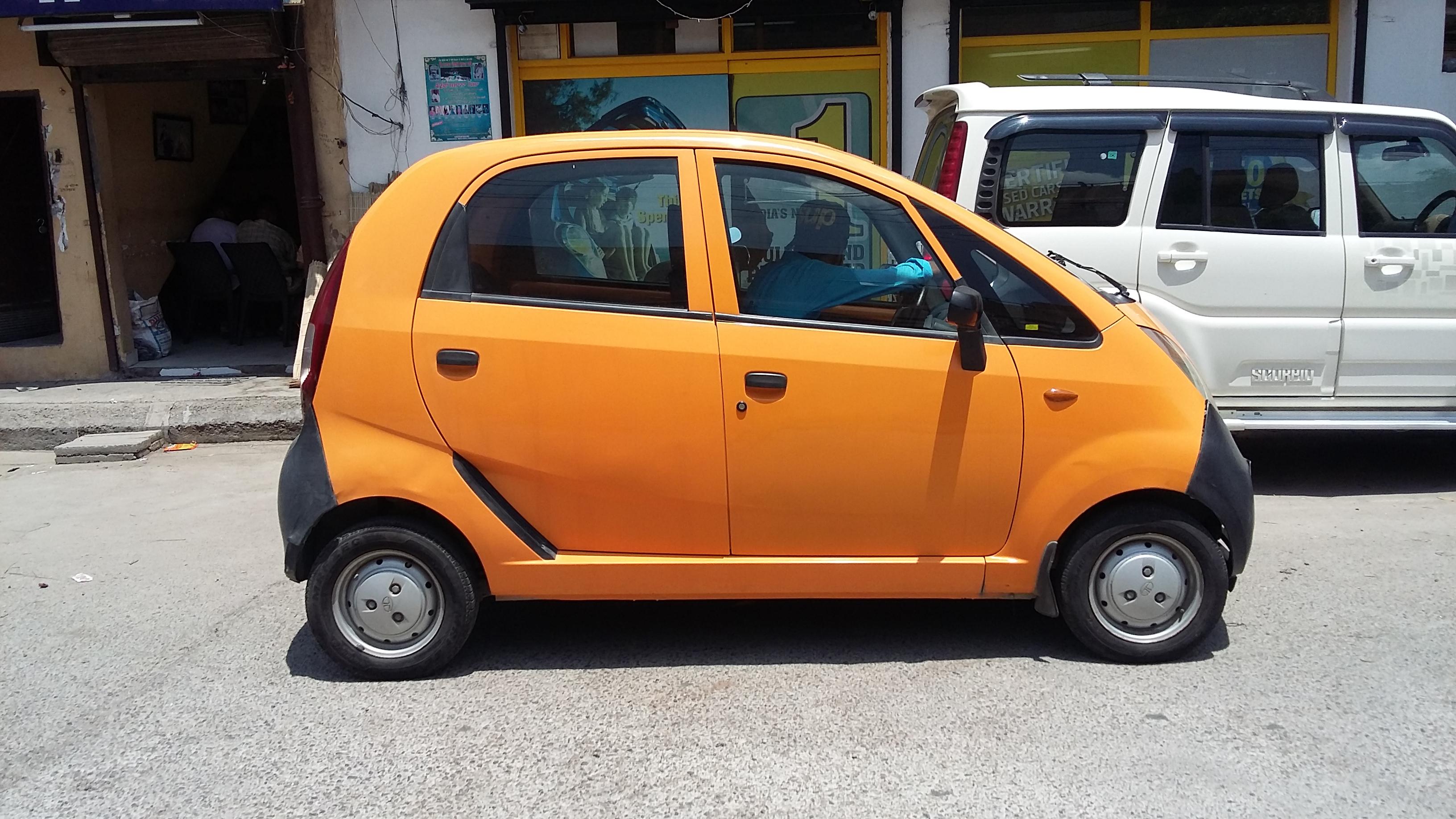 2012 Used Tata Nano CX