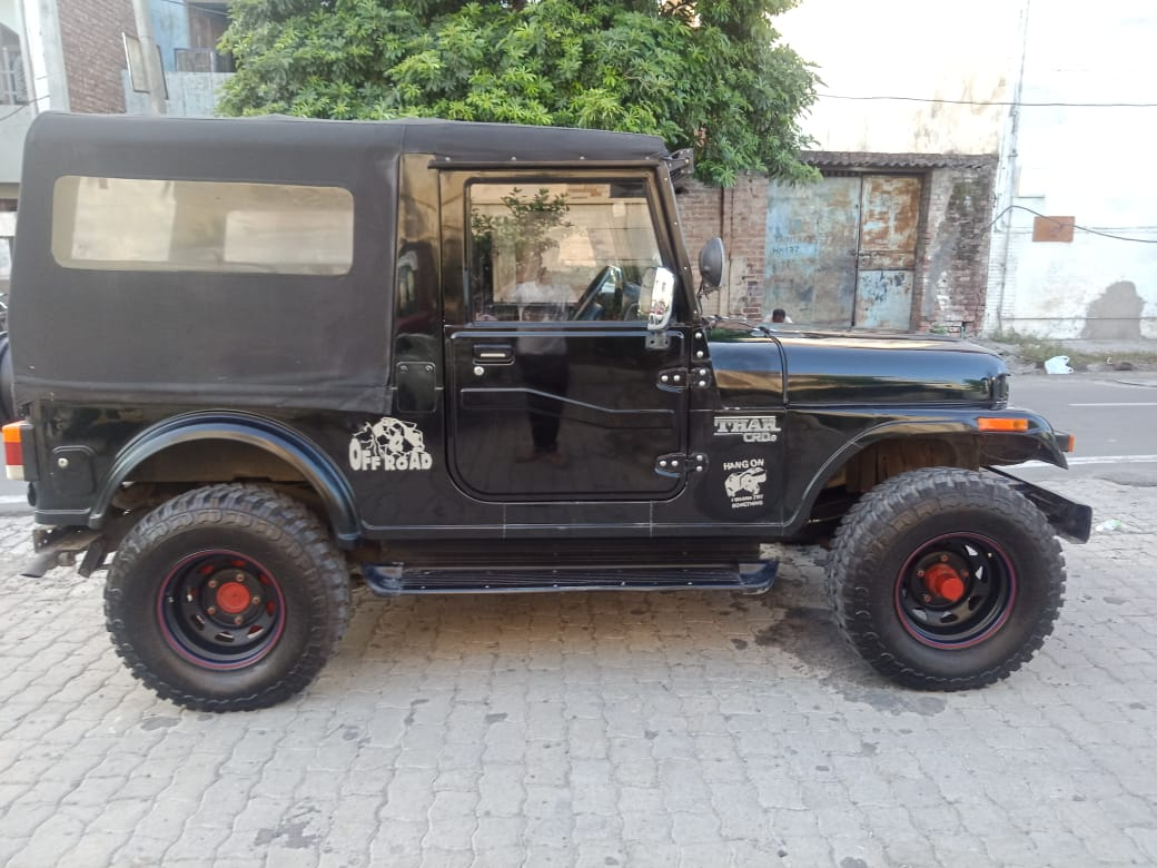 2015 Used Mahindra Thar CRDE 4X4 BS IV