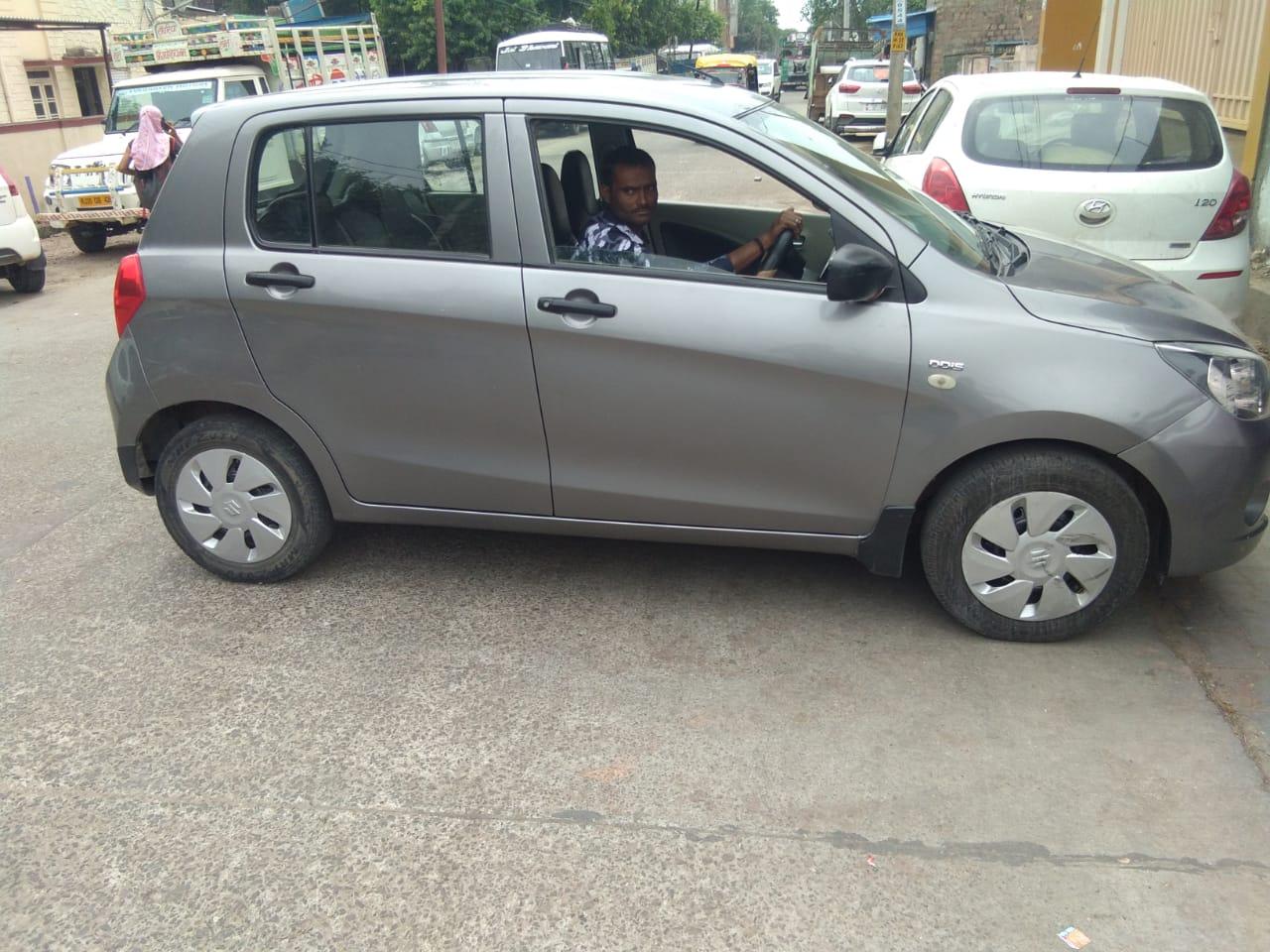 2016 Used Maruti Suzuki Celerio VDI