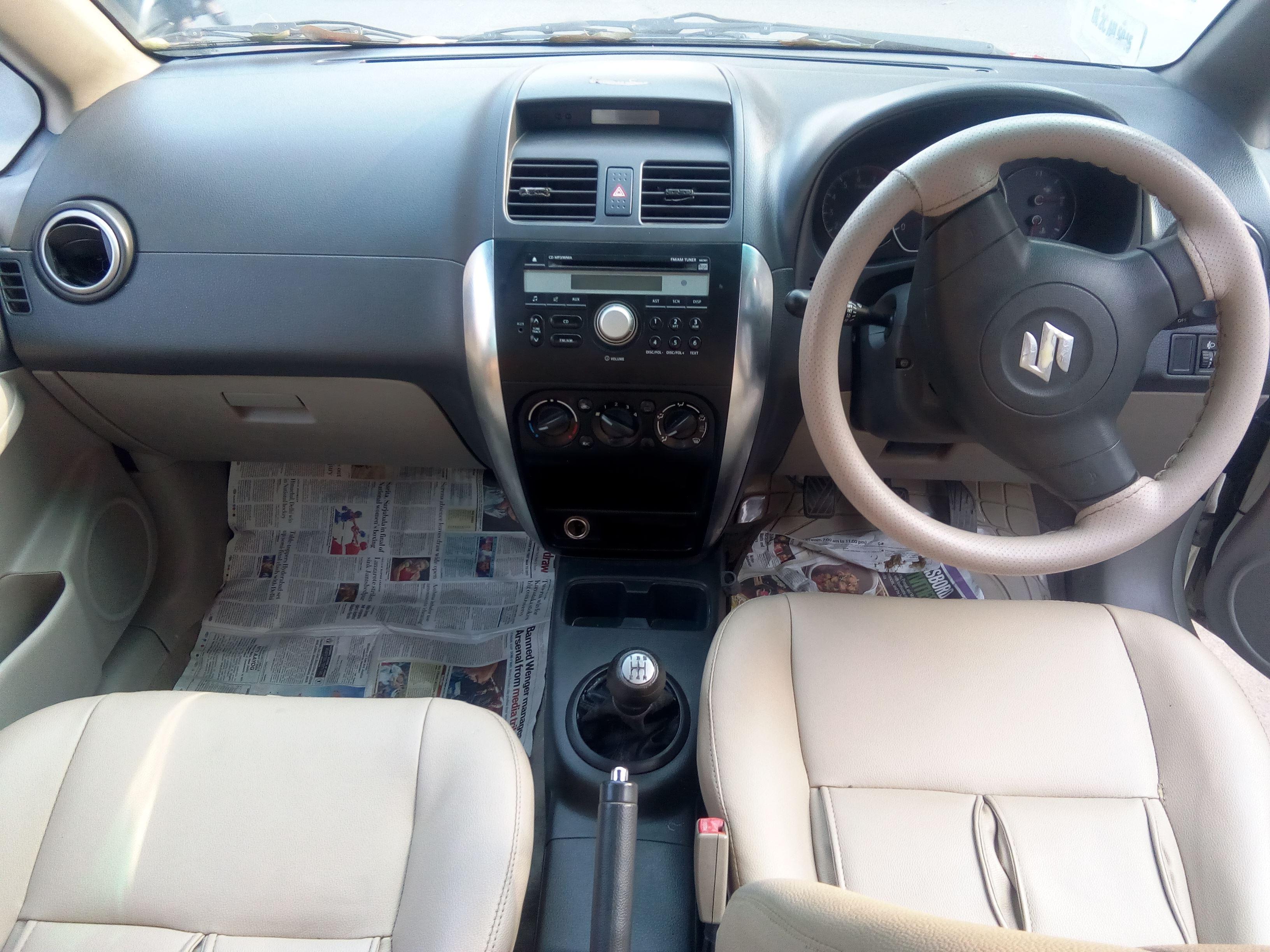 2009 Used Maruti Suzuki Sx4 VXI