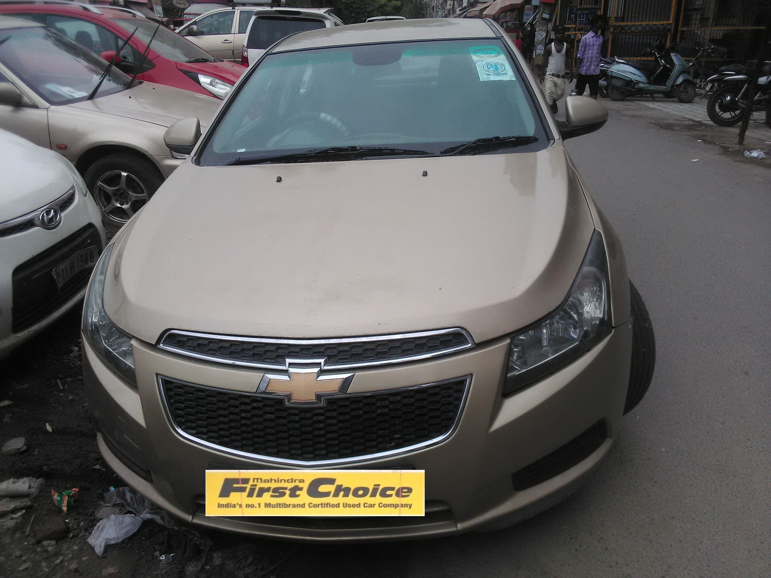 2011 Used CHEVROLET CRUZE LT