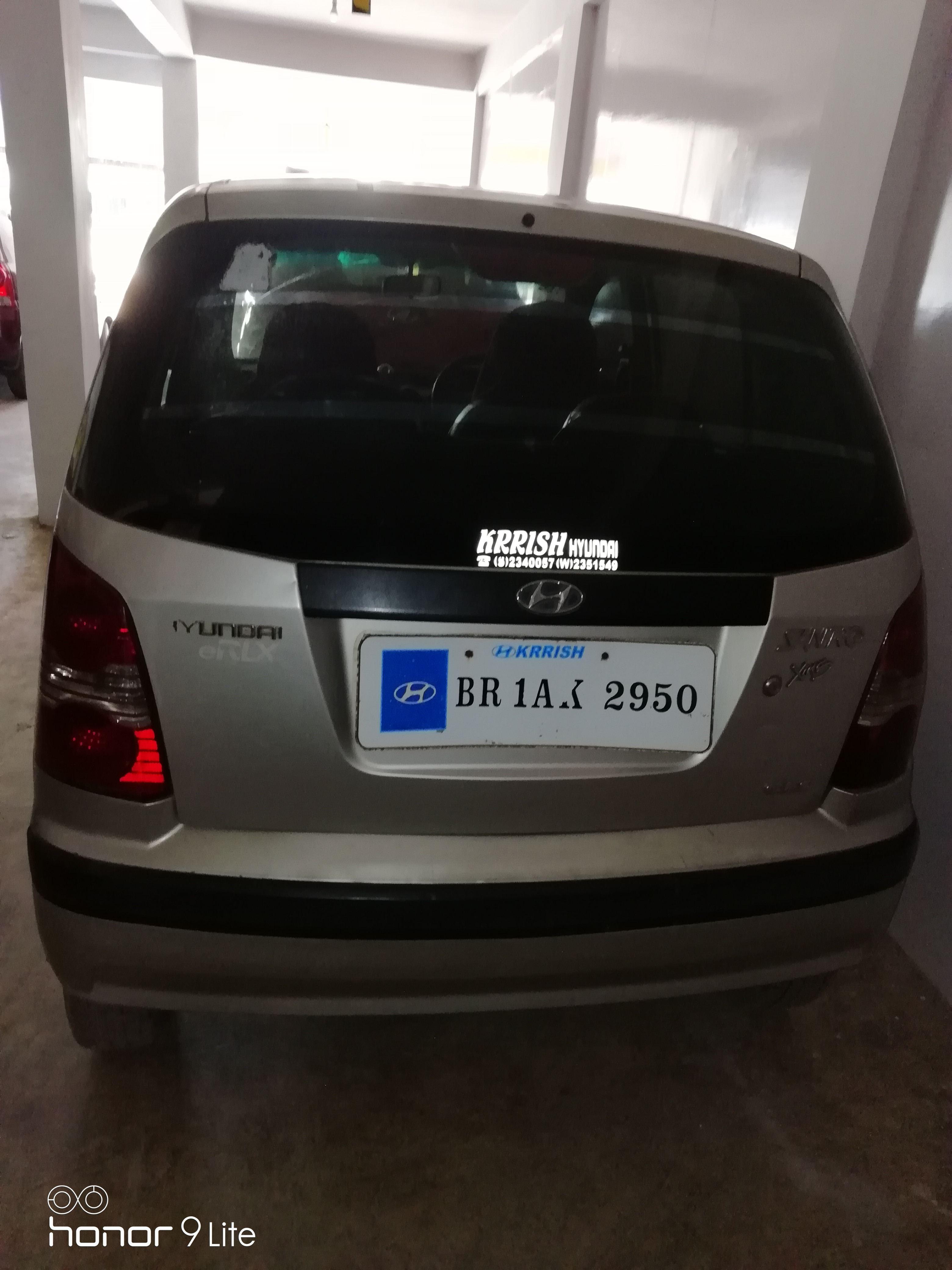 2008 Used Hyundai Santro Xing GLS