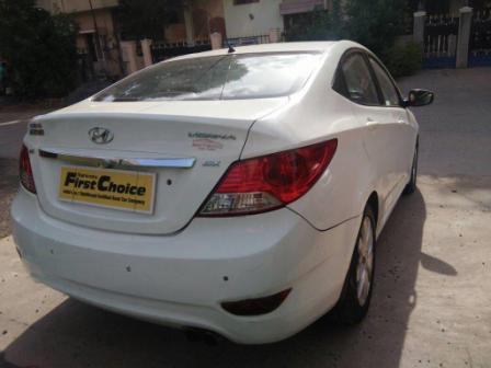 2011 Used Hyundai Verna FLUIDIC 1.6 SX CRDI
