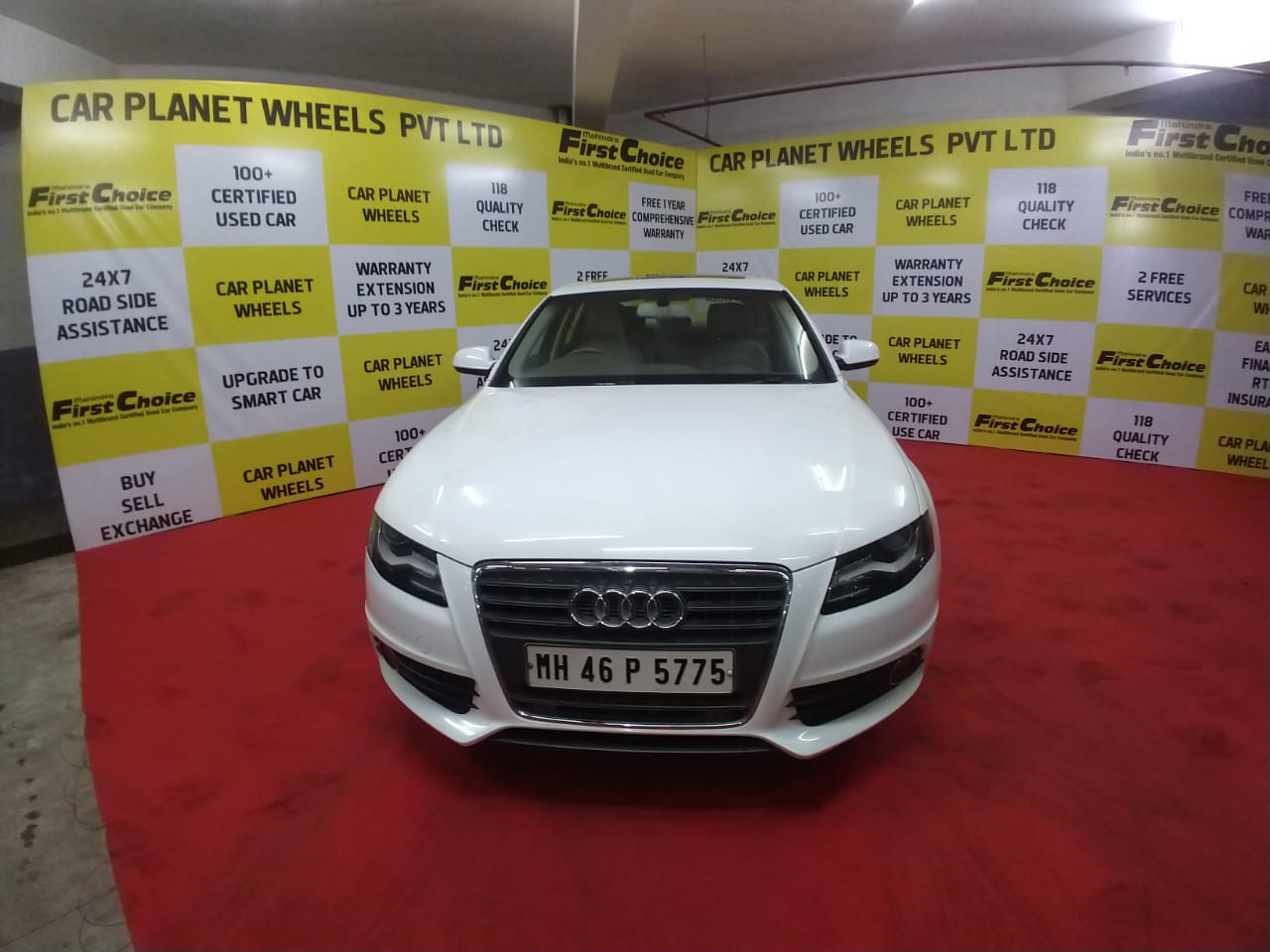 Used Audi Cars Second Hand Cars In Thane Mahindra First Choice - Audi car second hand
