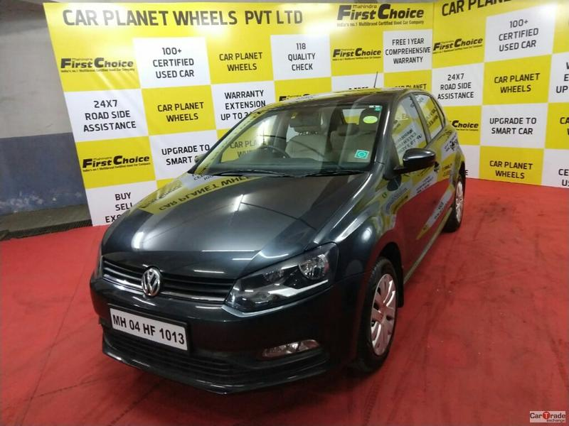2015 Used VOLKSWAGEN POLO COMFORTLINE 1.2L PETROL