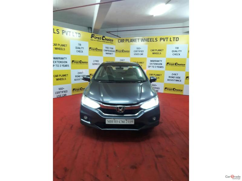 2017 Used Honda City VX CVT PETROL