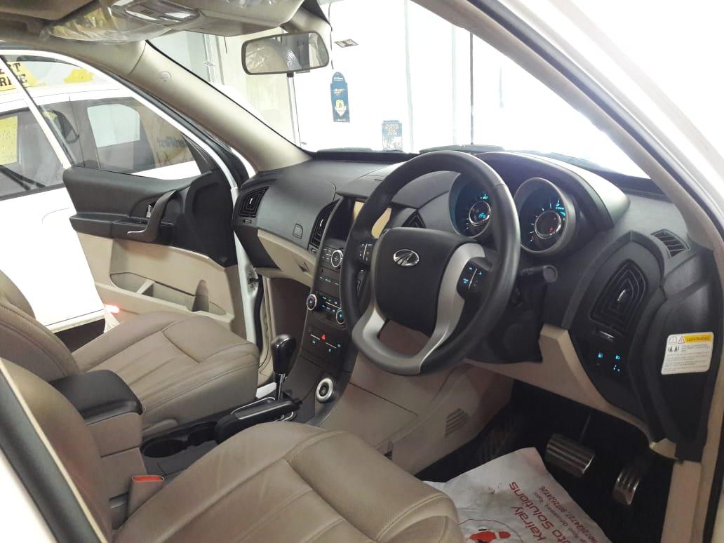 2016 Used Mahindra Xuv 500 W10 AWD