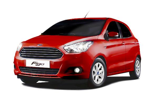 2017 Used Ford Figo TITANIUM +  1.5