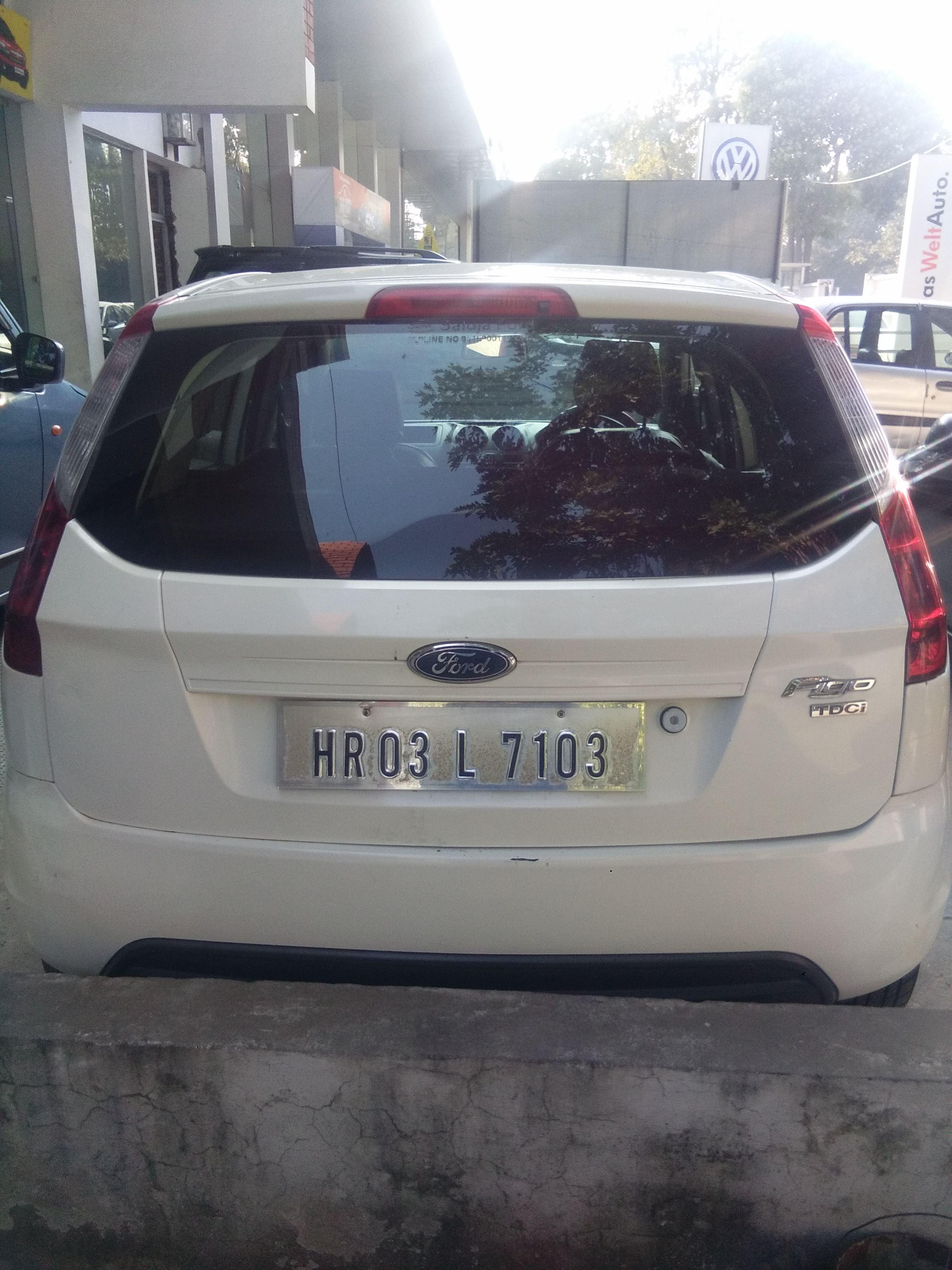 2010 Used Ford Figo LXI DURATORQ 1.4